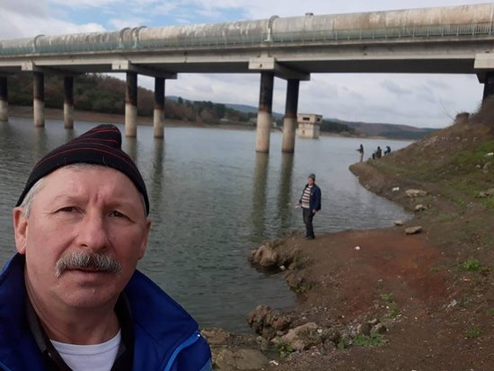 Omerli, Turska: ömerli barajı iski boruları mevkii