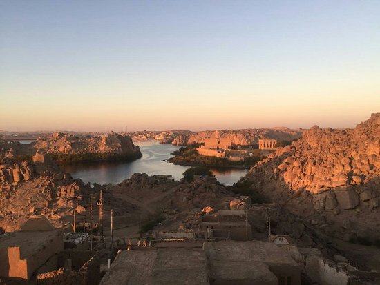 Best food and hospitality in Aswan