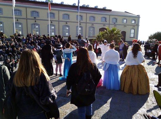 Museo Nazionale Ferroviario di Pietrarsa: Spettacoli