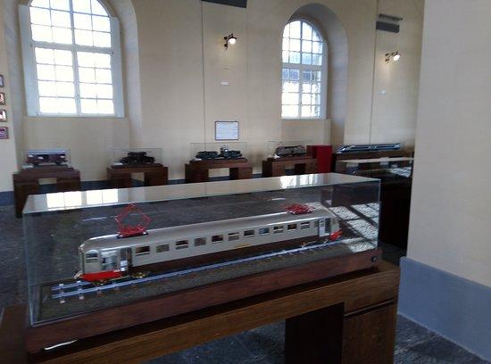 Museo Nazionale Ferroviario di Pietrarsa: Modellismo