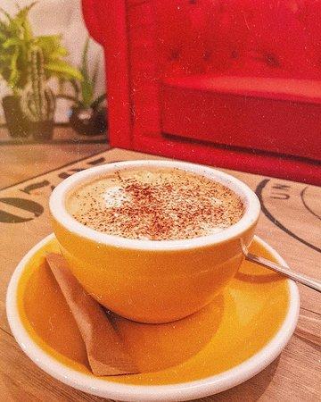 Cafè de canela