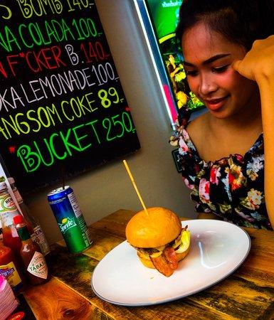 Gery's Signature Burger