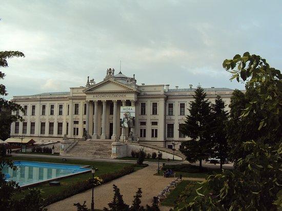 Szeged, Hongrie : Univerzitet u Segedinu