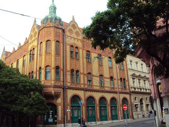 Szeged, Hongrie : Segedin