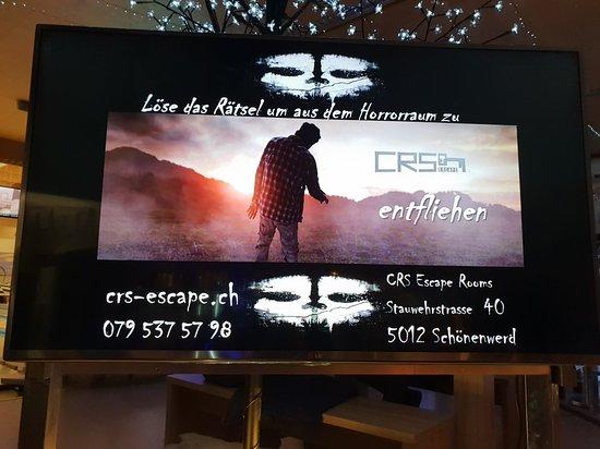 CRS Escape