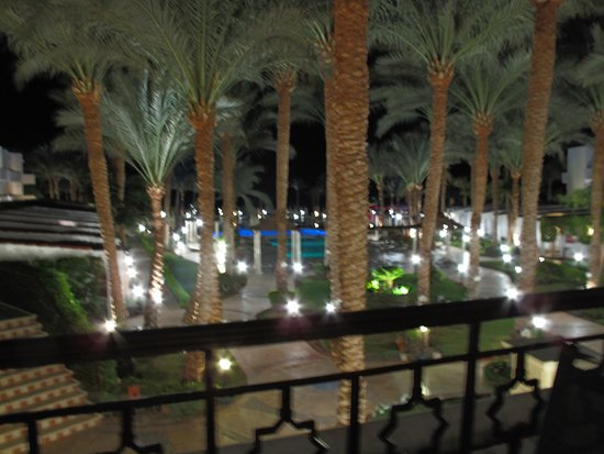 Jaz Fanara Resort: Вечереет