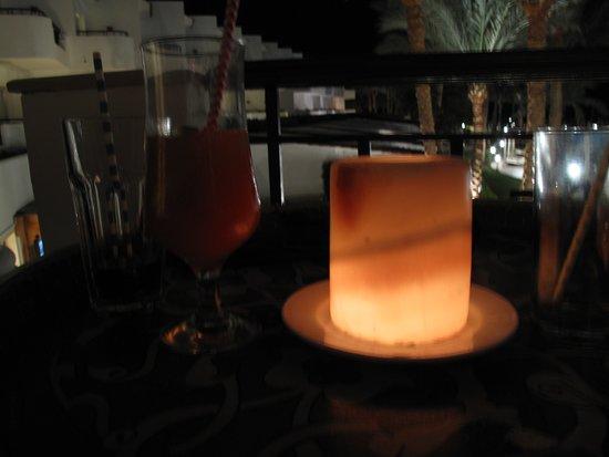 Jaz Fanara Resort: Коктейль