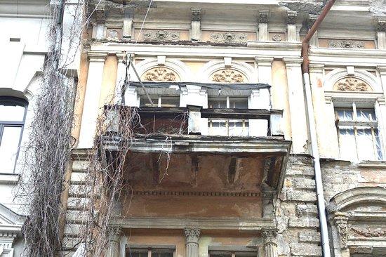 Odessa guided tours in English. Soviet tour photos November 2018
