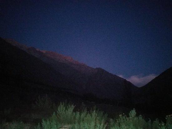 Monte Grande, Chile: Luz de Luna