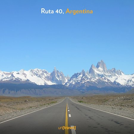 Argentinien: From the top of Argentina to it's southern tip, Argentina's Ruta 40 covers more than 4800 km. Most of the highway runs alongside and sometimes within the Andes Mountain range, passing through some of the most extraordinary landscapes on the planet and connecting 20 national parks. #RoadTrips #Mountains #BeachRoad #untravel #ownyourtrip #travel #adventure #wanderlust #vacation #travelgram #explore #holiday #travels #traveler #traveller #traveling #travelling #travelphotography #travelingram