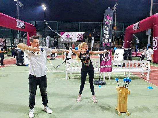 Archery Tag Qatar