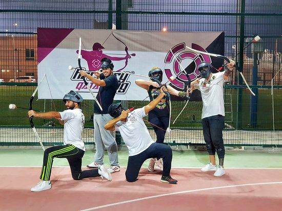 Archery Tag Qatar