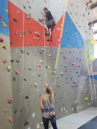 Rock Valley Climbing