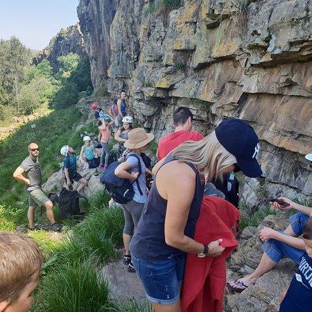 Centurion, South Africa: Rock Valley Climbing