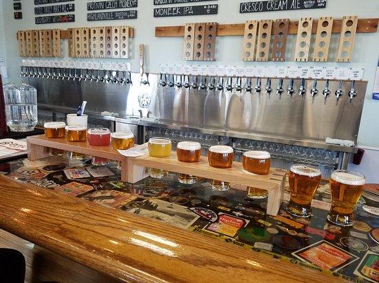 Calmar, Iowa: PIVO Brewery - Calmar, IA