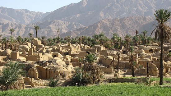 Esfahak village, you can have a nice experience of living in traditional houses and with organic productions near native people. it is an desert city which is located in South Khorasan province.