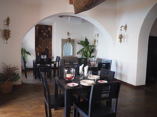 Restaurante Feitor, no interior