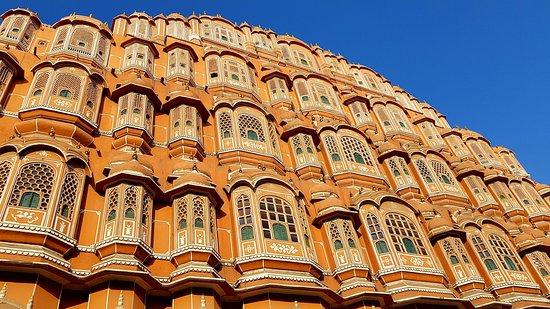 Colourful Indian Holidays: Hawal Mahal - Jaipur