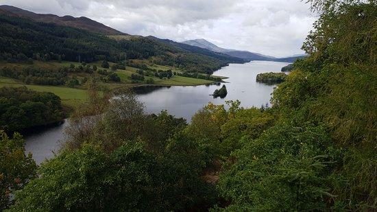 Tierras Altas Escocia