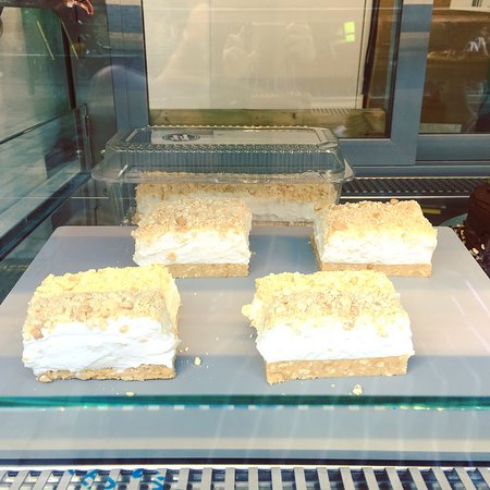 Best vegan cheesecake in London
