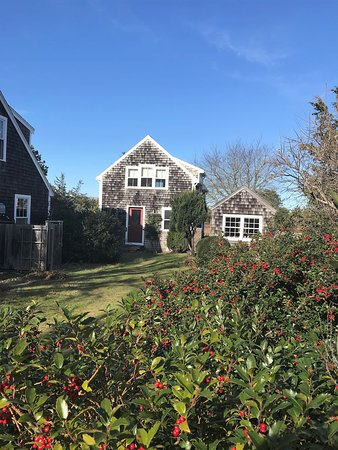 The Broad Meadow Bed & Breakfast: The perfect vineyard get away location.     Quiet, nearby state forest lands, hiking and biking trails close by.   And, a wonderful breakfast every morning.    Lovely b-n-b