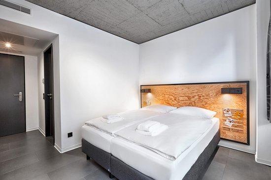 Privates Doppelzimmer im H.ostel Münster
