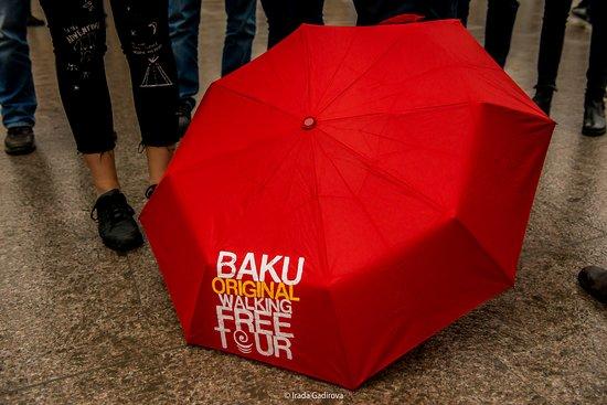 Baku Original Walking Free Tours