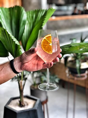 Grapefruit Spritz