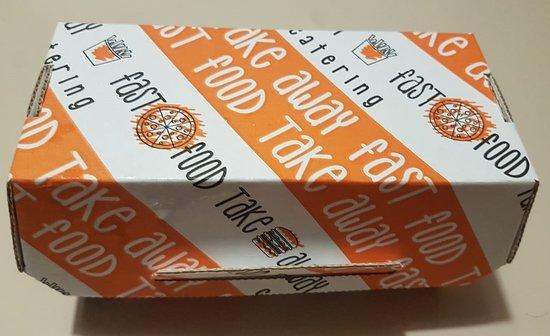 Box per il take-away