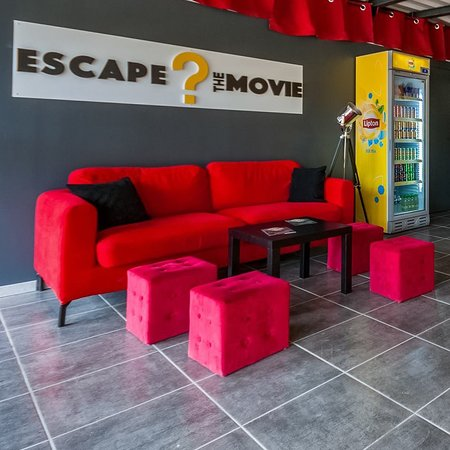 ‪Escape : The Movie‬
