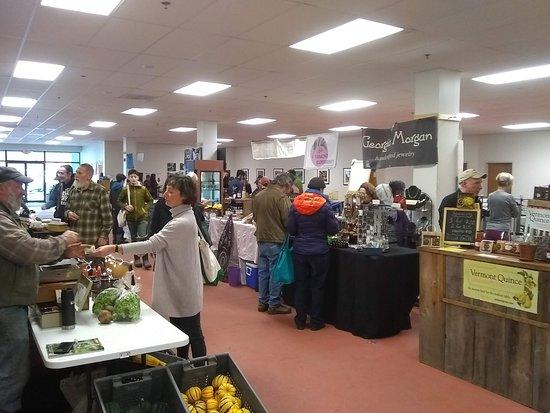 Brattleboro Winter Farmers' Market