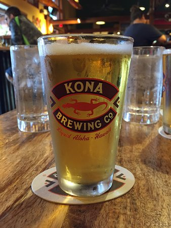 Quinn's Almost By The Sea: Longboard Lager Beer