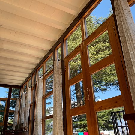 Stunning mountain vistas and exquisite interiors of Deodar Manor