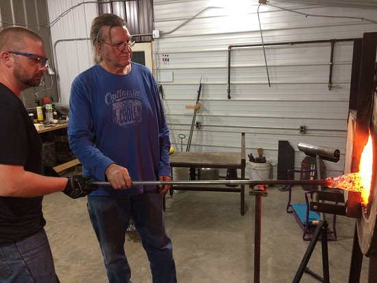 Bloom and Bark Glass Blowing Studio & Natural Farm