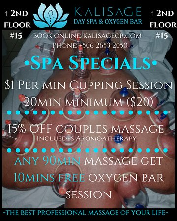 """Kalisage Day Spa & Oxygen Bar: """"The Best Massage of Your Life"""""""