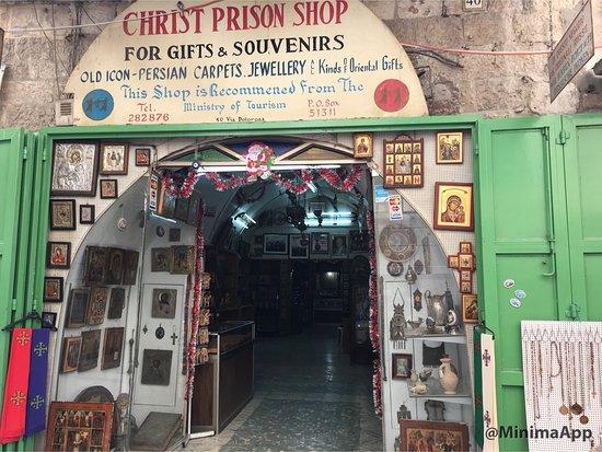 Christ Prison Shop