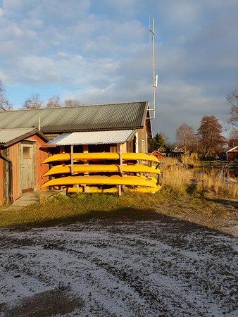 Moja Havskajaker: Vinter vila