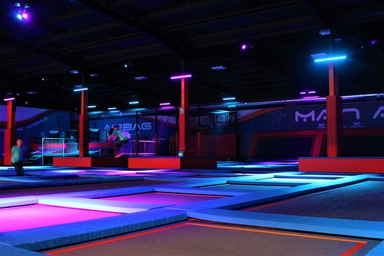 Freestyle Trampoline Park and Soft Play