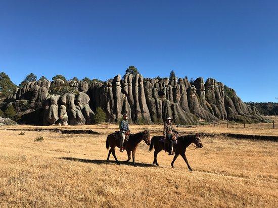 Creel Paseos A Caballo Vaquero
