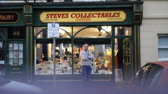 Steves Collectables