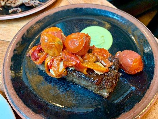 Iberica Manchester: Amazing twice cooked lamb