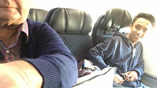 Qantas: Seat