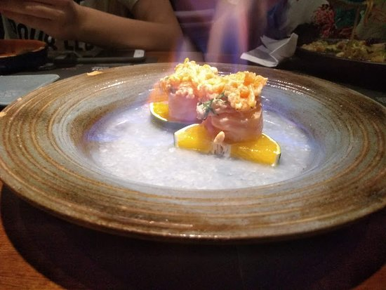 Temakeria Sushi Bar: Show !!