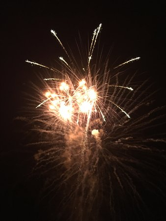 West Union, อิลลินอยส์: Some of  the 2018 July 4th fireworks