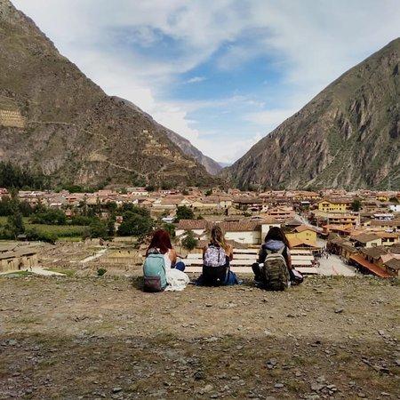 Machupicchu Best Trips: Hermosa vista.. ollantaytambo...🇵🇪
