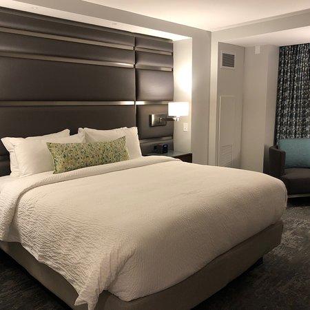 Nice new hotel
