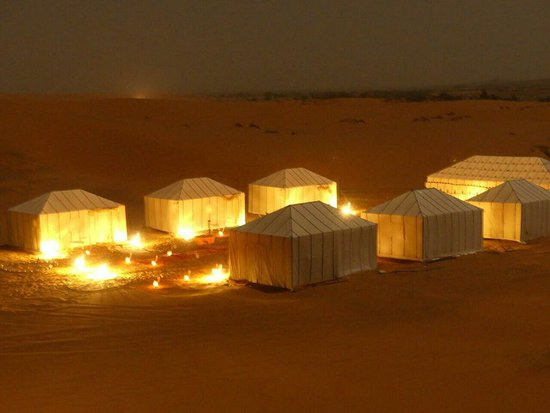 Sahara Travel Guide