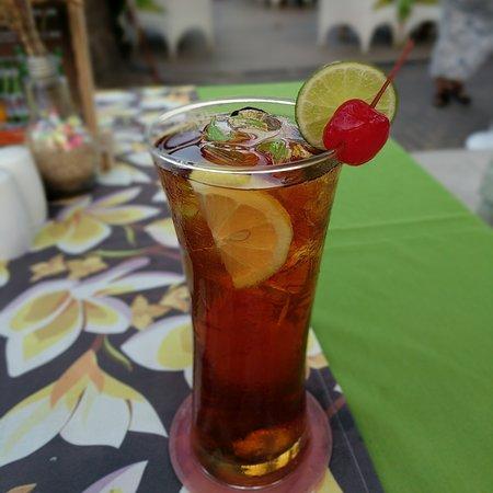 Sanur, Indonesia: Long Island Tea