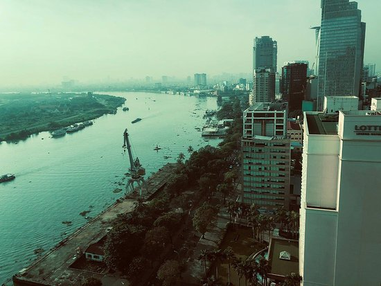 Saigon River: Saigon River, HCMC