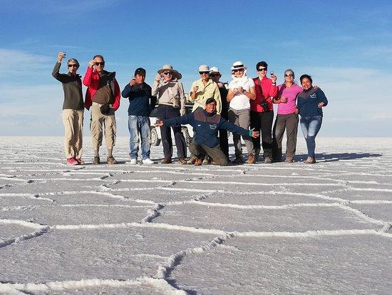 Tupiza, Bolivia: Servicio de calidad por nuestra experiencia